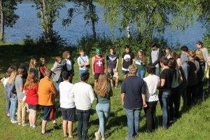 Международный детский лагерь в Гарболово