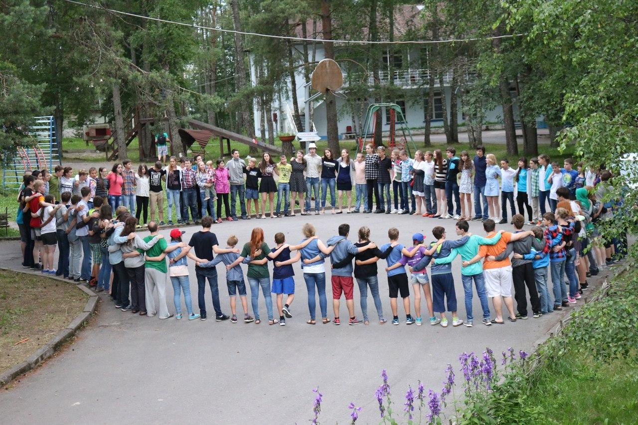 Анонс лагеря в Орехово в июле 2018