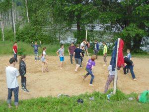 Детский лагерь в Гарболово