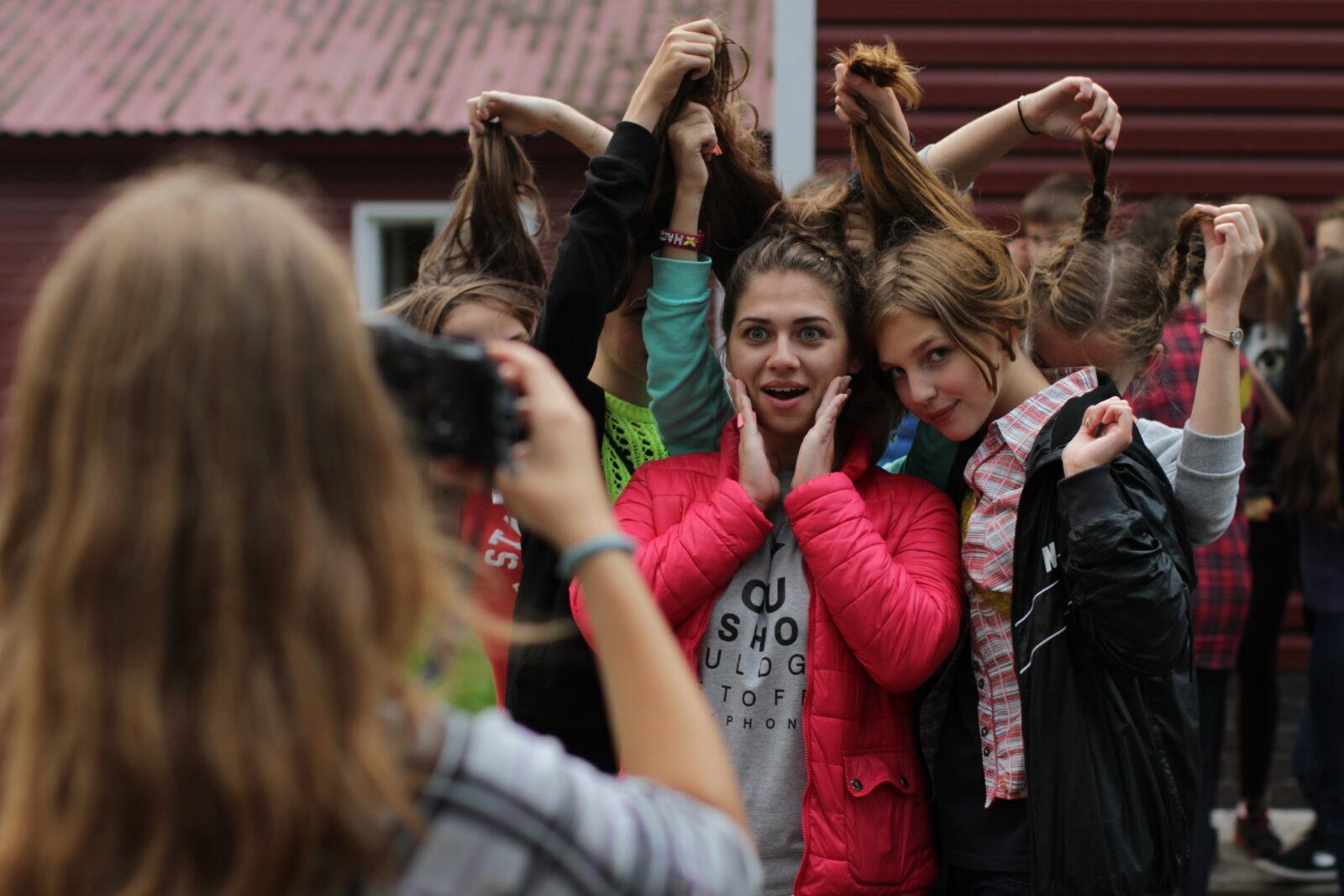 Анонс лагеря в Курске в августе 2018