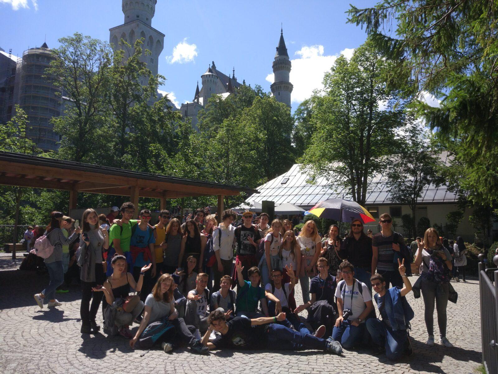 Анонс международного лагеря в Мюнхене