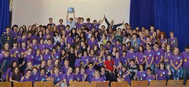 International Camp in Losevo