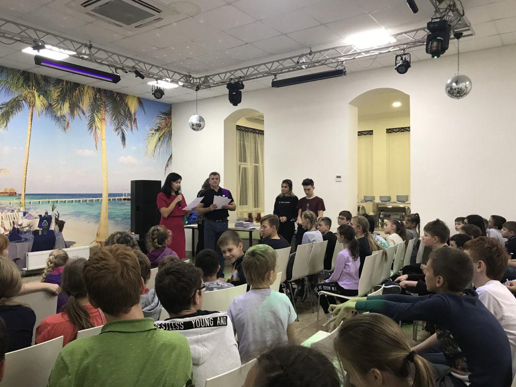 """""""Фестиваль математических игр"""" в Геленджике"""
