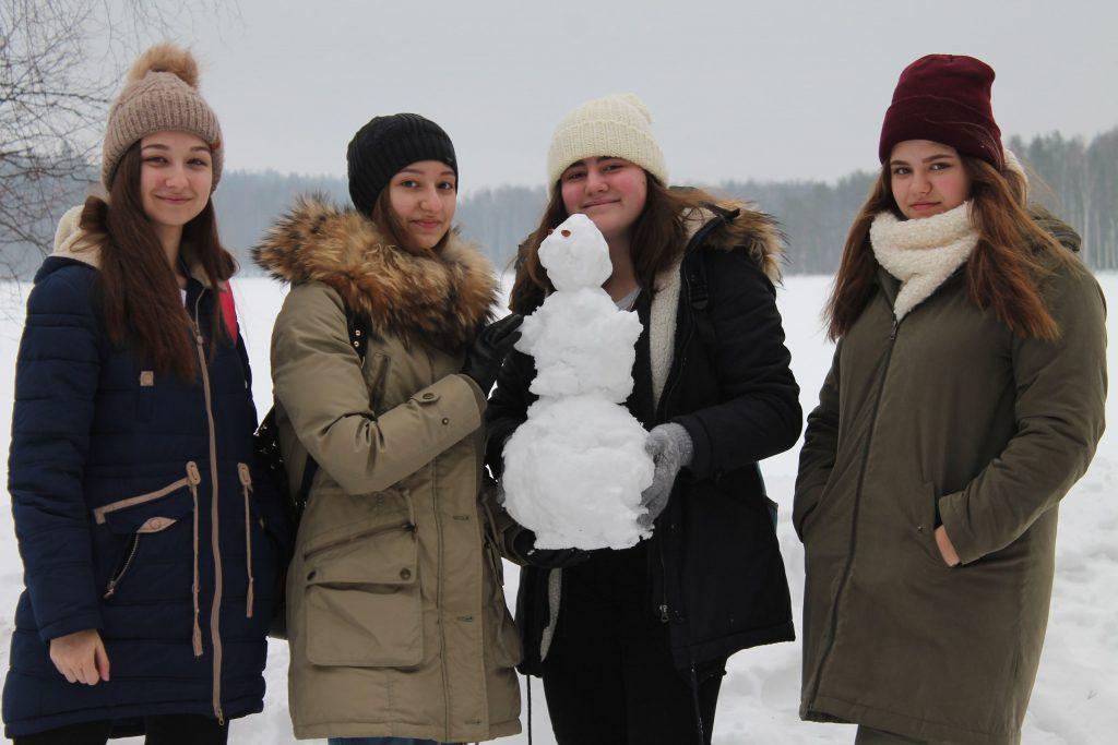 Анонс зимней смены в Гарболово 2019