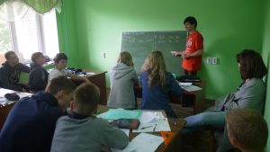 Анонс лагеря в Петрозаводске в июле 2019