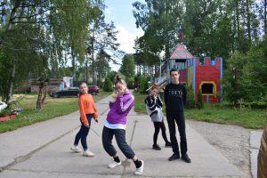 Летняя смена в Гарболово
