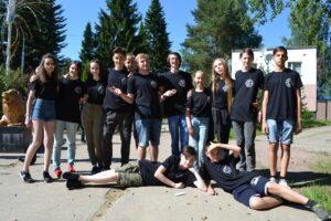 Анонс летнего лагеря в Гарболово 2020 -- отменен