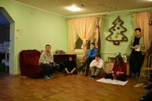 Новогодняя смена в Гарболово