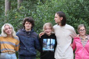 Анонс лагеря в Гарболово в августе 2021