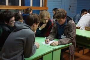 Анонс лагеря в Гарболово в июле 2021